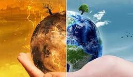 Küresel Isınma Da Sebep Sonuç Belli Çözüm İse Acil Ormanlaştırmadan Geçiyor...