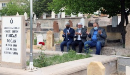 Talas' tan Şehit Furkan Doğan'a Anma