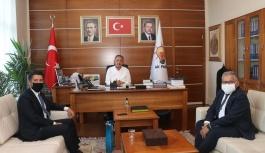 Başkan Büyükkılıç, Ankara'da Ak Parti Genişletilmiş İl Başkanları Toplantısı'na Katıldı
