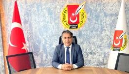 KGC Başkanı Kösedağ: Basın toplumun gözü kulağıdır