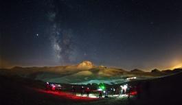 BÜYÜKŞEHİR'DEN ERCİYES'TE ASTROFOTOĞRAFÇILIK EĞİTİM TURU