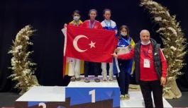 Türk Telekom'un Milli Tekvandocuları Avrupa Şampiyonu Oldu