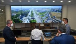 Büyükkılıç'ın Trafik Sinyalizasyon Merkezi Projesinde Sona Doğru
