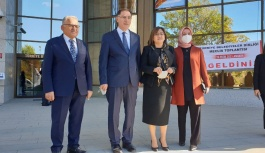 Başkan Büyükkılıç, TBB Encümen Ve Meclis Toplantılarına Katıldı