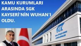 Büro Memur Sen: SGK KAYSERİ'NİN...