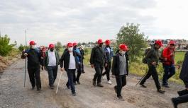 Talas'ta 'Dünya Çevre Gününde' Doğa Yürüyüşleri Başladı