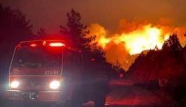 Orman yangınları: AB Türkiye'ye destek için uçak gönderiyor