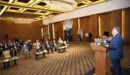 Başkan Büyükkılıç, Avrupa Birliği Seminerinde Konuştu