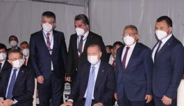 Başkan Büyükkılıç, Kırşehir'de Cumhurbaşkanı Erdoğan İle Görüştü