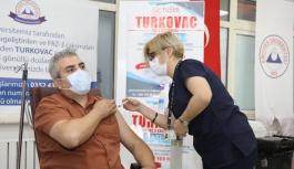 Turkovac, 2 Doz Sinovac Aşısı Olmuş...