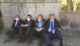 Baro başkanı Cavit Dursun'dan 'çoklu baro' tepkisi ve ilginç paylaşım