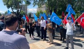 Tümtürk:'ten iddia: Sözde eğitim kampları bu gün organ ticaretinin de merkezi olmuştur