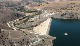 Kayseri Bahçelik Barajından Milli Ekonomiye 'Dev' Katkı