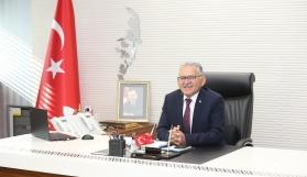 Başkan Büyükkılıç, Kpss' ye Girecek Adaylara Başarı Diledi