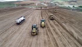 Panlı Barajı inşaatı devam ediyor