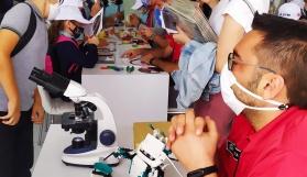 Kayseri Bilim Merkezi, Teknofest'te Yerini Aldı