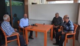 Başkan Çolakbayrakdar'dan Cırgalan'a Aile Sağlık Merkezi Müjdesi